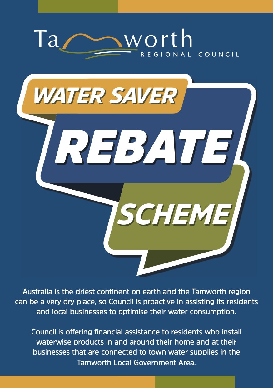 TRC Water Rebate